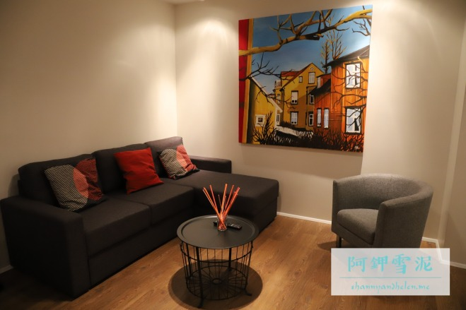 Reykjavik rental apartment 9